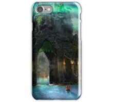 The Jade Gates iPhone Case/Skin