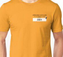 Joker's Arkham Asylum Shirt Unisex T-Shirt