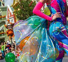 Balloon Girl by tarrbear