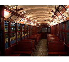 Trolley Cathedral Photographic Print