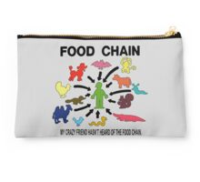FOOD CHAIN Studio Pouch