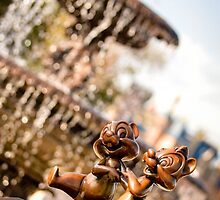 Chip & Dale by PaolaQ