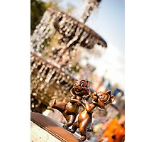 Chip & Dale Photographic Print