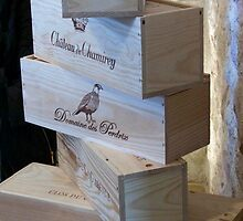 Stacked After Wine Tasting by phil decocco