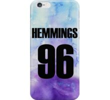 luke hemmings watercolor case iPhone Case/Skin