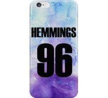 luke hemmings watercolor case iPhone Case/Skin
