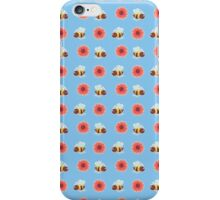 Bee | Pattern iPhone Case/Skin
