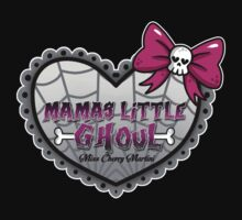 Mamas Little Ghoul by Miss Cherry  Martini