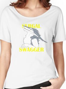 Sergal Swagger Women's Relaxed Fit T-Shirt