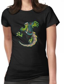 Lethal League Latch Womens Fitted T-Shirt