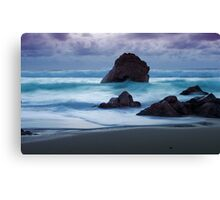 Big Sur at Twilight Canvas Print