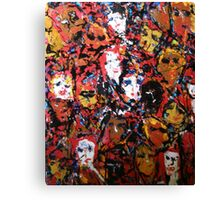 Tranformation of the Collective Female Consciousness Canvas Print