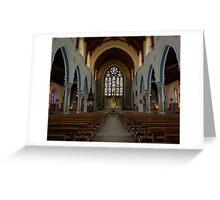 Church, Midleton, Co. Cork Greeting Card
