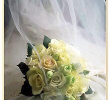bridal bouquet by alriccio
