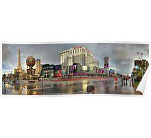 Las Vegas HDRI Poster