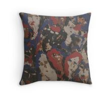 American Girls Throw Pillow