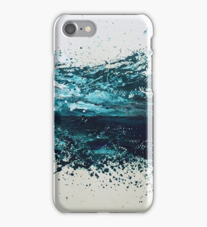 Cold Front iPhone Case/Skin