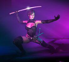 NinjaBabe by fritz