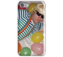 Austin Warren - What The Hell iPhone Case/Skin