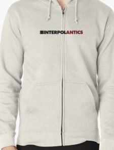 Interpol Antics T-Shirt