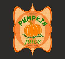 what did you expect, pumpkin juice!? by allie mae
