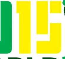 South Africa SA Cricket 2015 World Champions Sticker