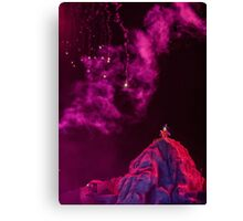Visions Fantasmic! Canvas Print