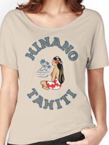 Hinano Tahiti Beer Women's Relaxed Fit T-Shirt