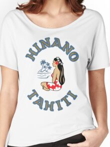 Hinano Tahiti Beer Women's Relaxed Fit T-Shirt