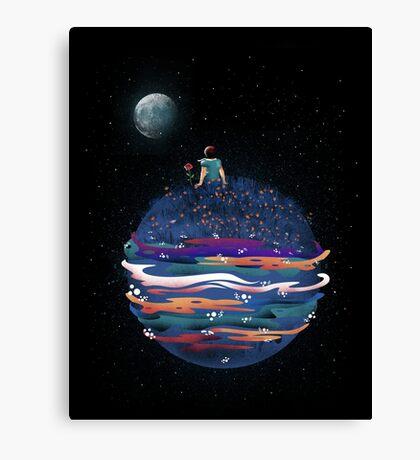 The Prince Canvas Print