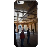 Bethesda Terrace Arcade iPhone Case/Skin