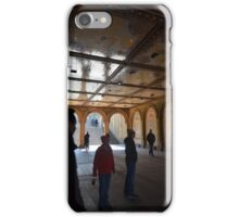 Bethesda Terrace Arcade iPhone Case/Skin