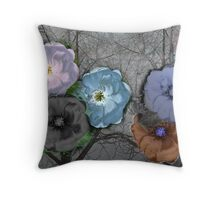 DREAMING IN WINTER Throw Pillow