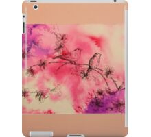 Finches iPad Case/Skin