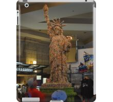 Statue of Liberty, Vegas style iPad Case/Skin