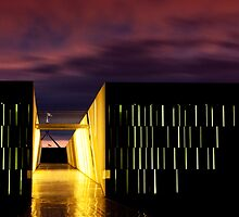 Reconciliation Place - Canberra by Michael Olive