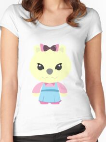 Akita Lolita Women's Fitted Scoop T-Shirt