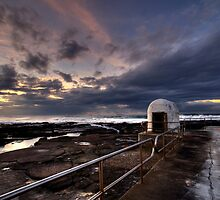 Merewether Sunrise by Andrew Murrell