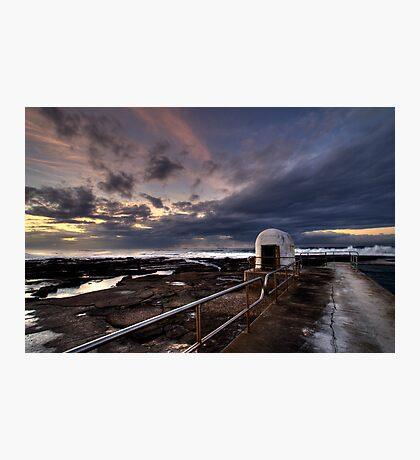Merewether Sunrise Photographic Print