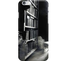 who read them anymore? iPhone Case/Skin