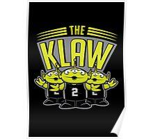 The Klaw Story - Alternate Version Poster