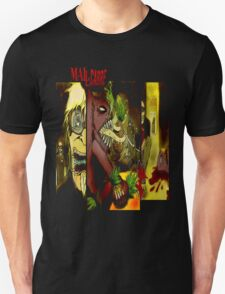 T SHIRT DESIGN: MALLCARBRE COMIC T-Shirt