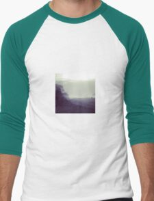 Morning on the Levee Men's Baseball ¾ T-Shirt