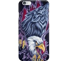 Wolf and Eagle iPhone Case/Skin