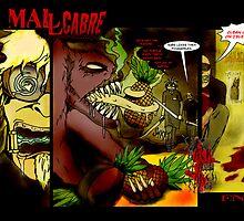 MALLCABRE COMIC by morphfix