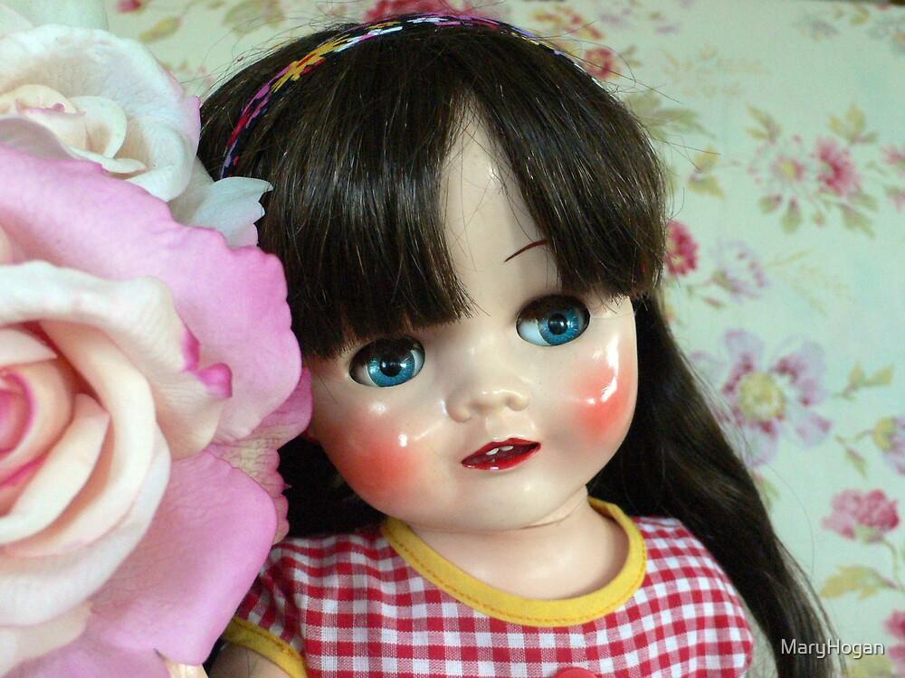 Restored 50s doll by MaryHogan