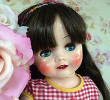 Restored 50s doll by MaryHogan