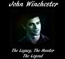 Special Request - Young John Winchester! by luvchildofelvis