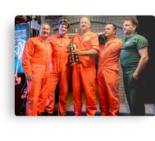Highest Fund Raisers 2015 Metal Print