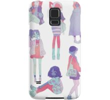♀♀♀ Samsung Galaxy Case/Skin